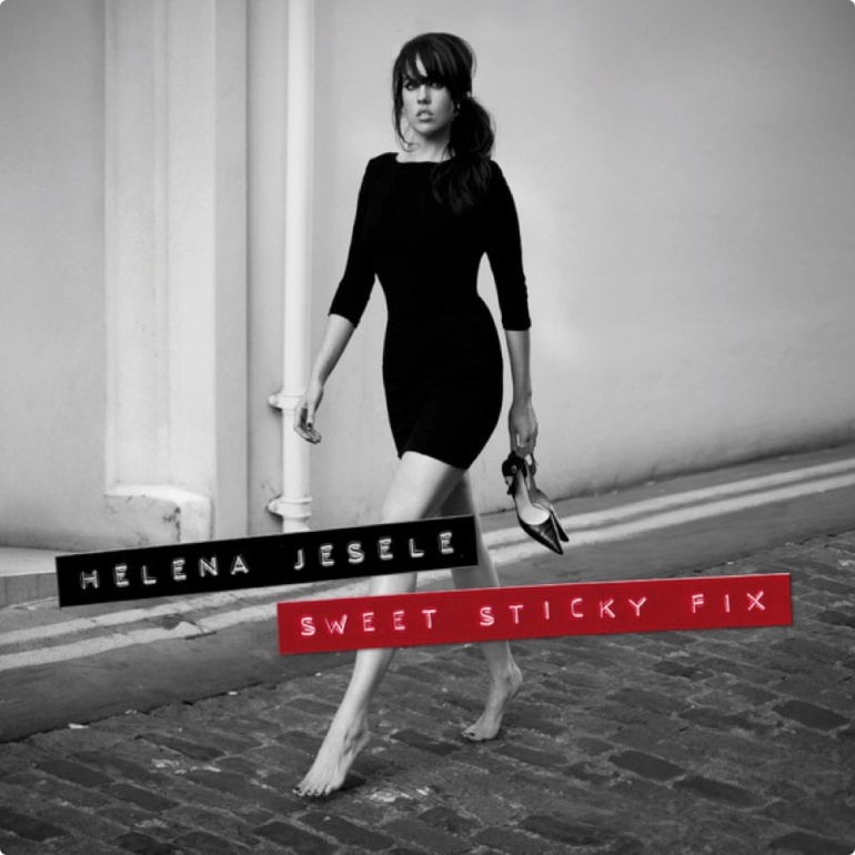 Helene Jesele albumsleeve