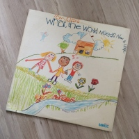 "Vinyl: Tom Clay ""What The World Needs Now Is Love"""